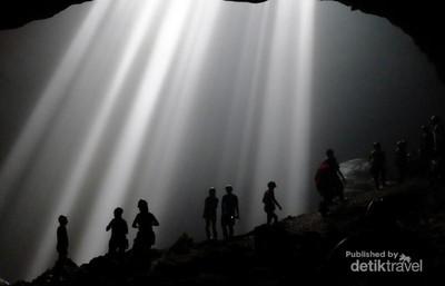 Satu Lagi Gua Vertikal di Yogyakarta