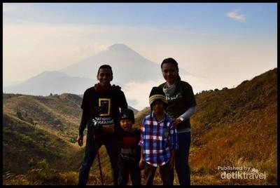 Aneka Tips Untuk Pendakian Gunung Bersama Keluarga