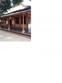 Masjid di Desa Sade