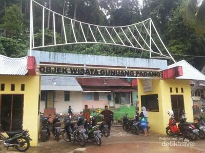 Menikmati Alam Hijau di Bukit Gunuang Padang