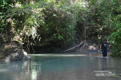 Air Terjun Tersembunyi yang Seindah Surga di Kendari