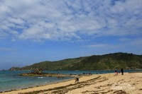 Suasana Pantai Kuta