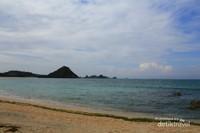 Keunikan bukit di sepanjang Pantai Kuta