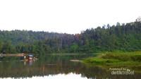 Lanskap Danau Situ Gunung