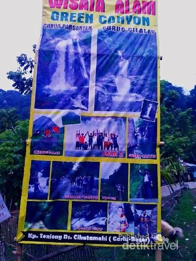 Treking Ceria ke Curug Cilalay di Perbatasan Bogor