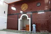 Interior Masjid At-Thoyyibah