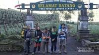 Gapura pendakian