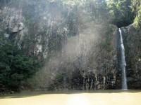 Air Terjun Sampuran Harimau saat ini