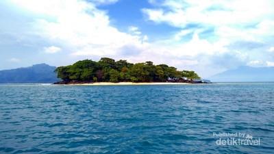 Liburan Sambil Menanam Terumbu Karang di Pulau Sebesi
