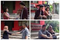 Reka adegan filem AADC 2 di Padepokan Bagong bersama dtraveler