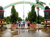 Taman Adipura kota Sumenep