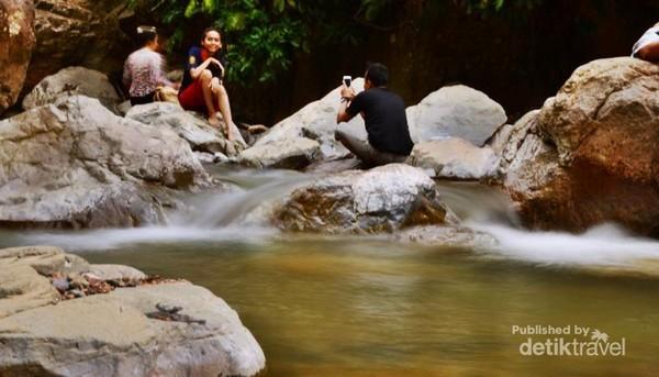 Daerah Aliran sungai yang cukup fotogenik untuk para pemburu Selfie