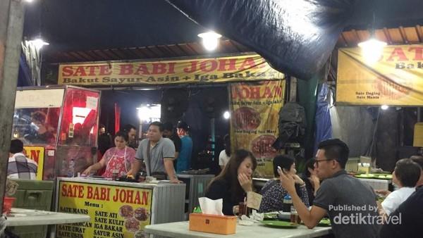 Dijamin Enak Wisata Kuliner Di Food Park Pik