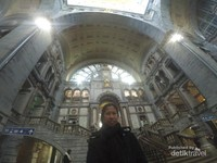 Antwerpen Central Station
