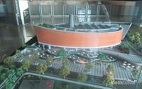 Miniatur Museum Tsunami Aceh