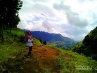 Keindahan Kaligua tersembunyi di lipatan Gunung Slamet