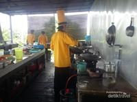 Dapur dan koki