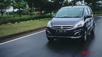Pembuktian Suzuki Ertiga Diesel Hybrid