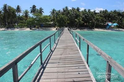 Berbagai Kegiatan Tak Biasa di Pulau Popoongan, Apa Saja?