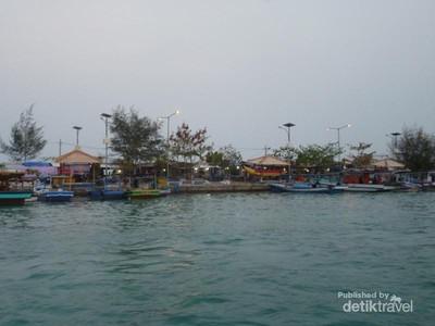 Ada Doa Tersimpan di Pulau Harapan