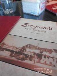 Buku menu
