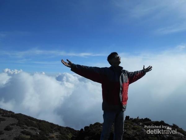 Mendaki Gunung Welirang Siapa Takut