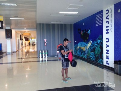 Bandara Kalimarau di Berau yang Memukau