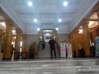 Arsitektur megah gedung PTPN XI