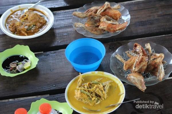 Ungkot paya dan kuliner khas Aceh Lainnya