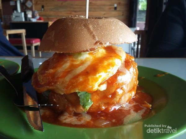 Seporsi burger