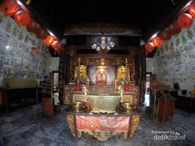 Hok An Kiong, Klenteng Tertua di Surabaya