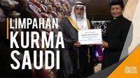 250 Ton Kurma Terbaik Mengalir dari Saudi