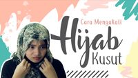 Jangan Sampai Hijab Kusut Saat di Kantor!