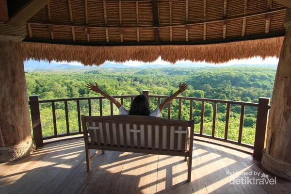 Indahnya Taman Nasional Bali Barat