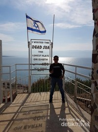 I Visited The Dead Sea, The Lowest Place on Earth