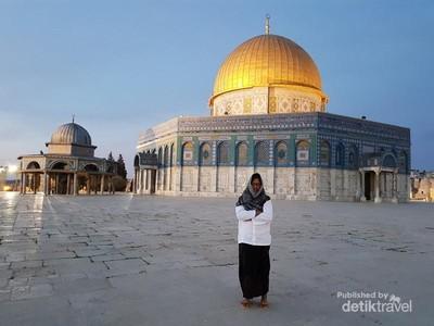Bangunan Muslim Tertua Dunia, Ada di Palestina?