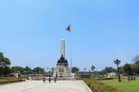 Makam Sang Pahlawan Filipina, Jose Rizal