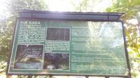 Sedikit Sejarah mengenai Situs Air Kaca