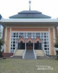 Masjid di IKIP Bandung