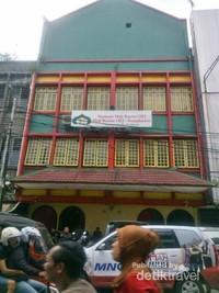 Masjid Haji Karim Oey di Lautze, Jakarta Pusat