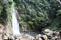 Air terjun Bayang Sani tingkat kedua