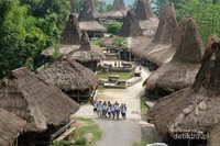Kampung adat Prai Ijing, Waikabubak, Sumba Barat
