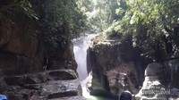 Air terjun Cunca wWlang terletak di Desa Cunca Wulang, Kecamatan Mbeliling, Kabupaten Manggarai Barat