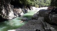 Air terjun Cunca Wulang mirip Green Canyon versi mini
