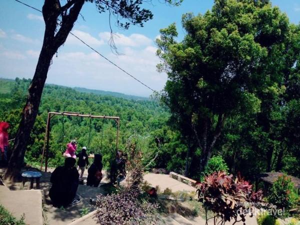 Spot tengah Bukit Teletubies
