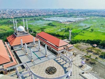 Masjid di Semarang Ini Punya Arsitektur Lintas Benua