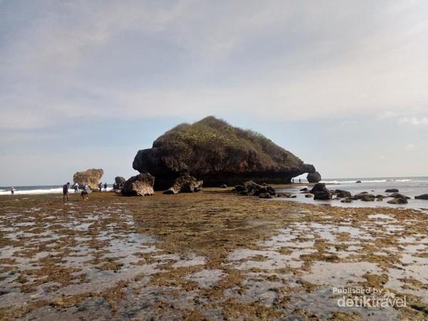 Bebatuan karang