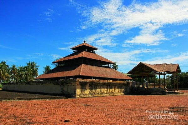 Masjid Indrapuri, Aceh