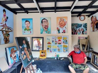 Mengintip Karya Seni di Pasar Seni Ancol
