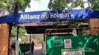 Berbagai wahana menarik terdapat di dalam Ecopark Ancol